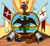 Evolución histórica de la bandera de México