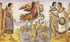 Historia del escudo nacional de México